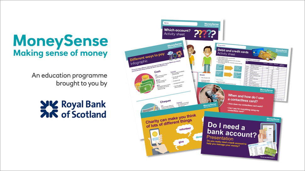 Royal Bank of Scotland MoneySense resources