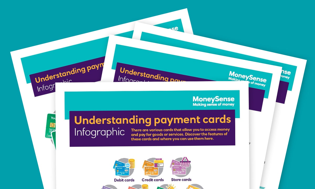 Infographic for How can I understand credit and debt?